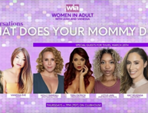 'Women in Adult' Launches Clubhouse Chat Series